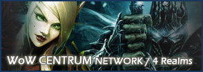 WoW CENTRUM - Server de World of Warcraft din Romania